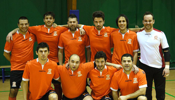Futsal Orange stagione 2014-15