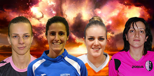 Femminile Serie C - Primo Turno Play Off