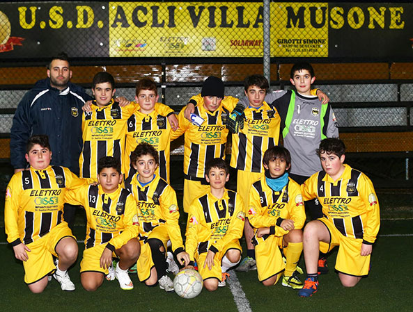Giovanissimi stagione 2014-2015