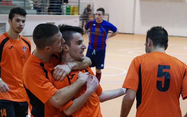 Finals 2015, 2° QF: Torrese - Real Fabriano