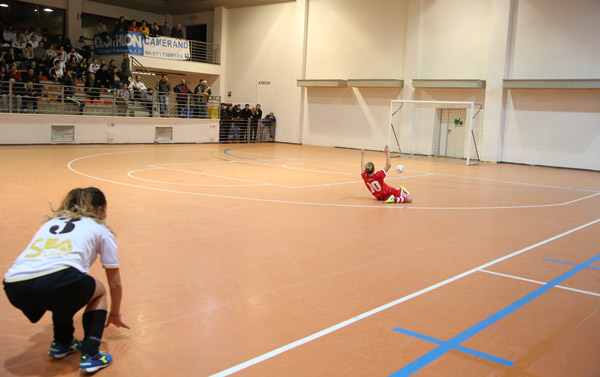 Finals 2015, 4 QF: A.Chiaravalle - Real Lions