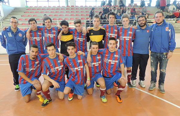 Finals 2015 1°QF Juniores PesaroFano- Real Fabriano