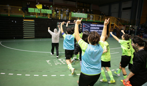 Filottrano - Junior Futsal 2-3 (d.t.s.): commento & pagelle