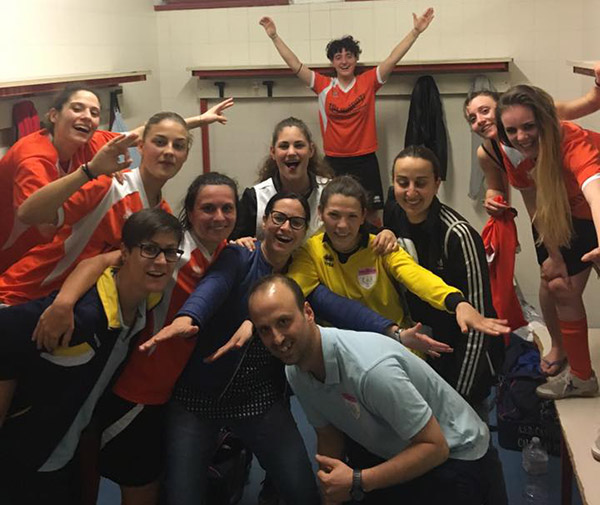 Femminile Serie C - Play Off: Quarti di Finale