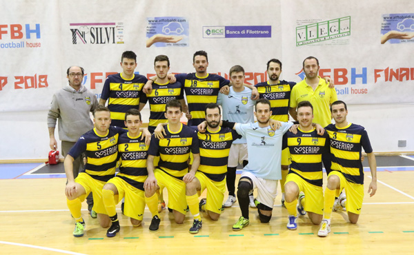 FBH Finals Cup 2018: 1°SF Montelupone - Atl Urbino