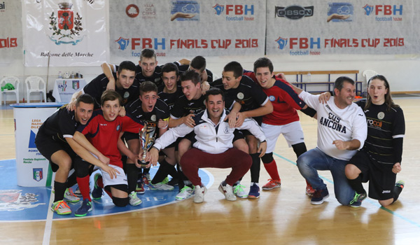 FBH Finals Cup 2018: Fin. Allievi Cus Ancona - PesaroFano