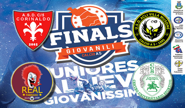 Junior Mania - Play Off: la presentazione della Final Four