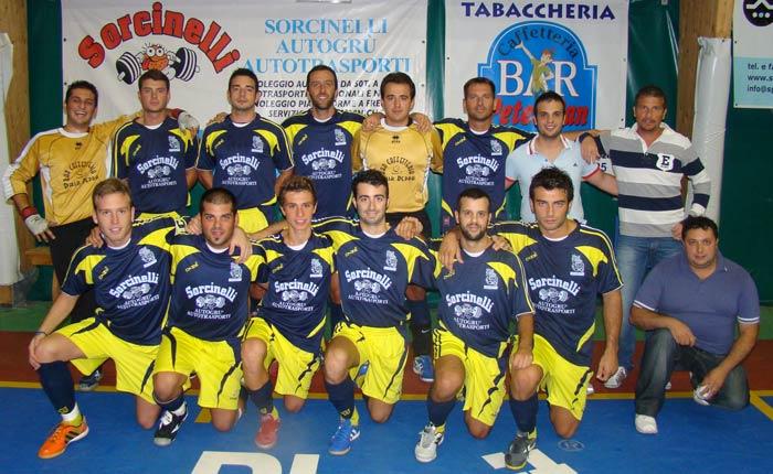 Il Buldog 2010/2011..campione nordista della serie C2!