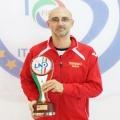 I Giovanissimi del PesaroFano e il loro primo trofeo. La dedica di mister Rosario Messina: