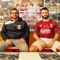 Bargnesi e Pedinelli i volti sorridenti dell'Etabeta semifinalista: