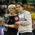 Michela Ciccioli e la sorpresa Junior Futsal: