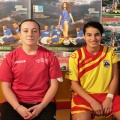 Rebecca Lasca & Sara Boutimah, le giovanissime stelle di Filottrano e Vis Concordia Morrovalle: