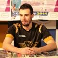 Roberto Vallucci e il Città di Falconara quarta semifinalista alle Finals 2014: