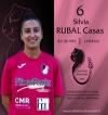 Silvia Rubal Casal, l'MVP di serie A rosa nel mese di ottobre: