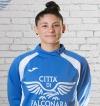 """Sofia Luciani, la cap del Città di Falconara è la top player di A/A2 rosa a dicembre: """"Lavoriamo bene, l'obbiettivo è la salvezza diretta."""""""