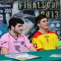 Coppa Marche Juniores alla Polisportiva Mandolesi. Di Gioacchino e Morresi, tra gioia e sconforto: