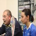 Due volti di una finale di Coppa Marche. Filottrano batte Real Macerata. La gioia di Lucia Santoni, il rammarico di Alberto Scuffia.