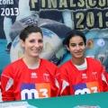 Trionfo Jesina in Coppa Marche di serie D. La dedica di Federica Sandroni e Sara Boutimah: