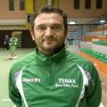 Stefano Cingolani spinge in alto la sua Tenax: