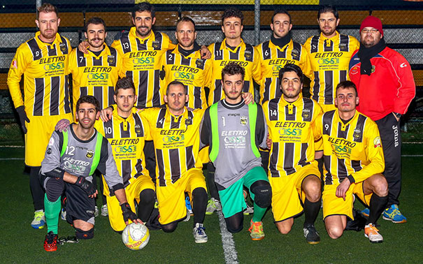 Serie D stagione 2014/15