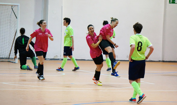 Finals 2015, 1° SF: Junior Futsal - Filottrano