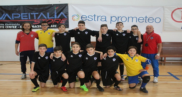 Finals Cup 2019: U15 2° SF Real San Costanzo - Mantovani C5