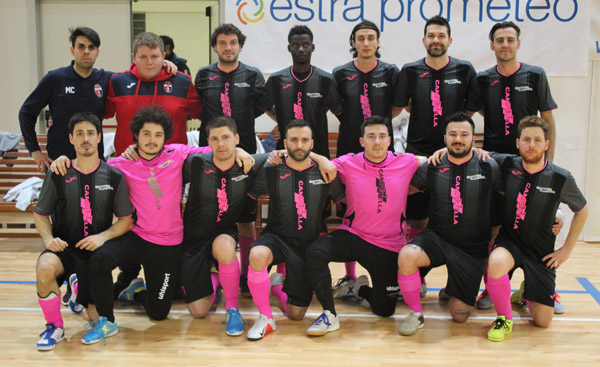 Finals Cup 2019: 1° SF Calcetto Numana - Montecassiano