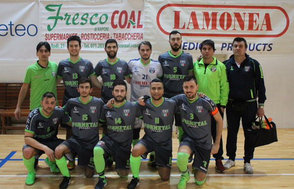 Finals Cup 2019: 1° SF Vallefoglia - Freely Sport