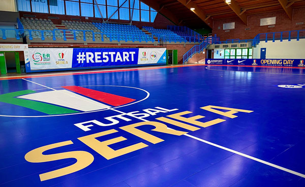Serie A: L'opening day a Salsomaggiore Terme