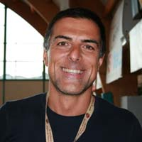 Guido Di Russo, co trainer dell'Offida c5