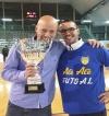 """Patron Marco Lazzari sul suo Urbino alle Final Four under 19: """"Un traguardo inaspettato ma meritato. Proveremo a giocarcela!"""""""